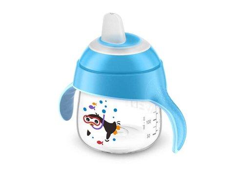 Avent Spout cup 200ml Blue
