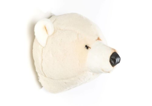 Wild & Soft Trophy polar bear Basile