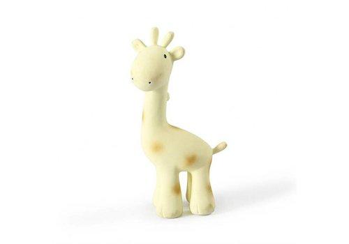 Tikiri Zoodiertje natuurrubber Giraf