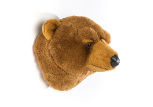 Wild & Soft Trophy brown bear Oliver