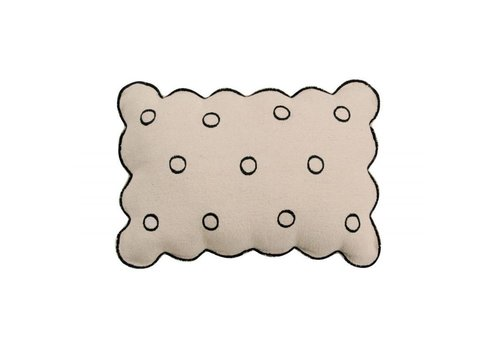 Lorena Canals Cushion Biscuit 50x35cm