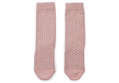 Liewood Sofia knee socks Little dot rose