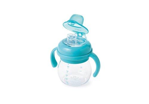 OXOtot Soft Spout Cup (180ml) 4m+ Aqua