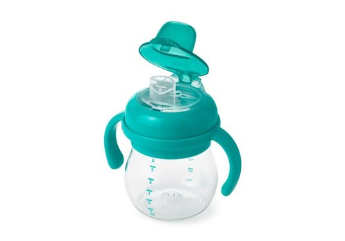 OXOtot Soft Spout Cup (180ml) 4m+ Teal