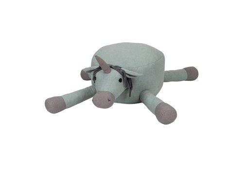 KidsDepot Poef unicorn