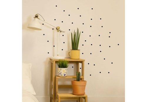 Chispum Muursticker Basic dots