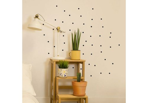 Chispum Wall sticker Basic dots