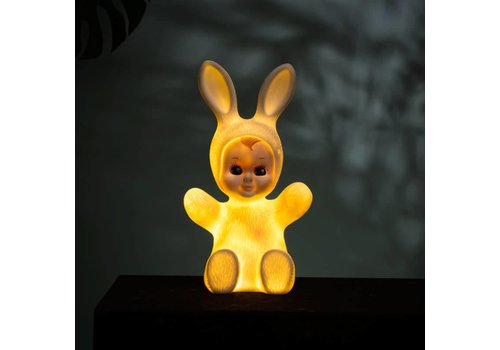 Goodnight Light Nachtlamp Bunny Baby White