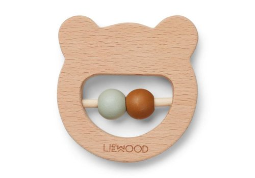 Liewood Teether Ivalu Mr. Bear