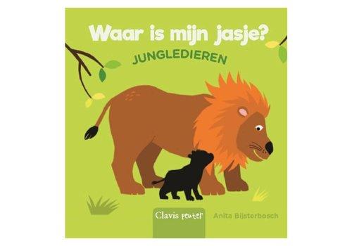 Clavis Waar is mijn jasje. Jungledieren.