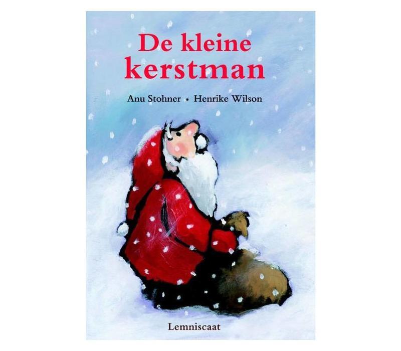 De kleine kerstman (mini).