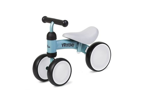 Childhome Babyfiets Vroom mint blue