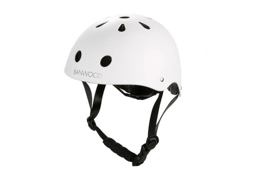 Banwood Helm White