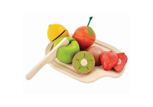 PlanToys Fruit assortiment