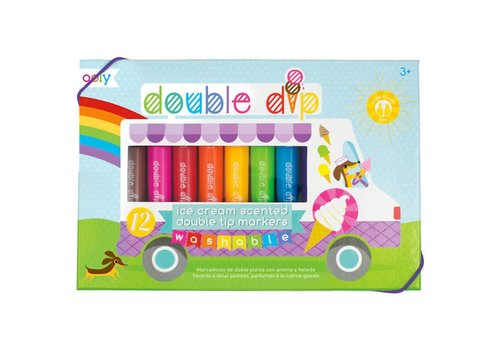 Ooly Double ended scented markers