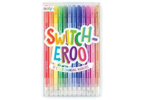 Ooly Switcheroo kleurveranderende stiften