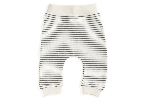 mundo melocotón Baggy pants La Línea off-white