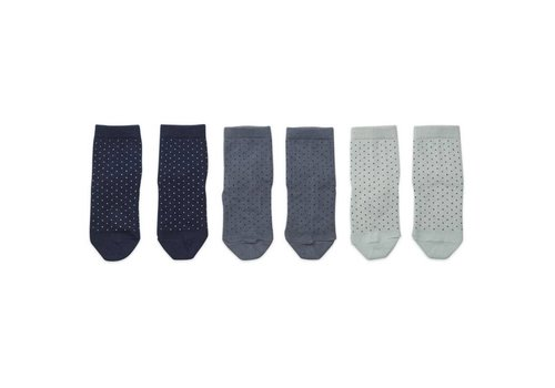 Liewood Silas socks 3pcs Boyish