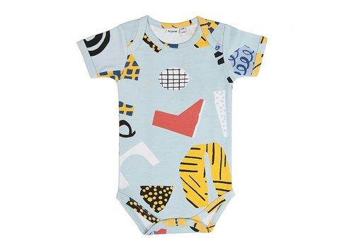 Trixie Baby Bodysuit short sleeves Bingo
