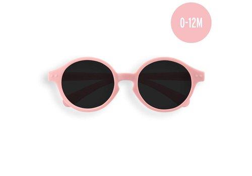 Izipizi Zonnebril baby 0-12m Pastel pink