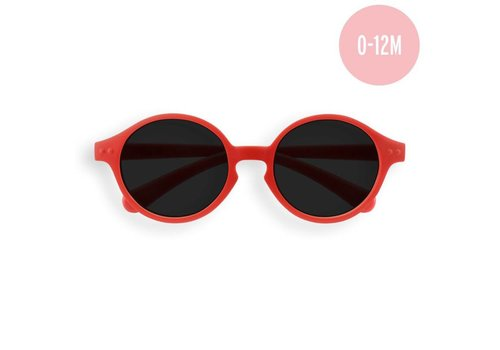 Izipizi Sunglasses baby 0-12m Red