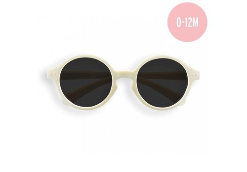 Izipizi Sunglasses baby 0-12m White clay