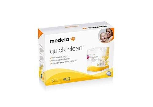 Medela Quick Clean Magnetron Sterilisatie zakken 5st