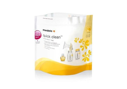 Medela Quick Clean Microwave Bags 5 pcs