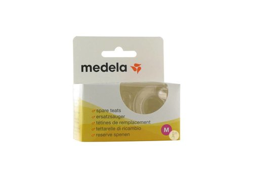 Medela Teat Medium Flow 2 pcs