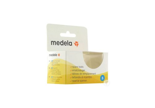 Medela Spenen Slow Flow 2st