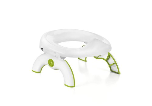 OXOtot 2-in-1 Go Potty Green