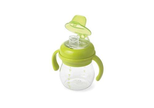 OXOtot Soft Spout Cup (180ml) 4m+ Green