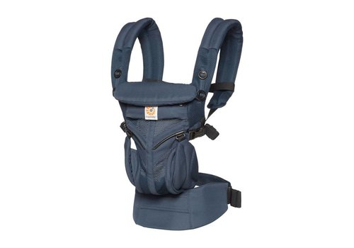 Ergobaby Babydraagzak 4P 360 OMNI Cool Air Mesh Midnight Blue