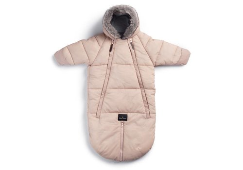 Elodie Details Baby overall Powder Pink