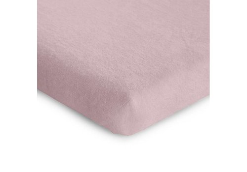 Childhome Playpen mattress cover 75x95cm tricot pastel Oudroze