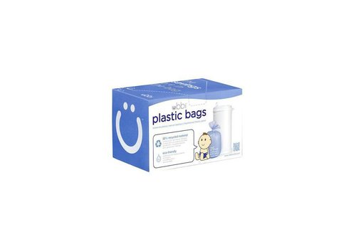 Ubbi Eco-friendly plastic bags 25 pcs