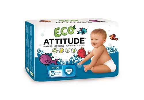 Attitude Little Ones Ecoluiers maat 3