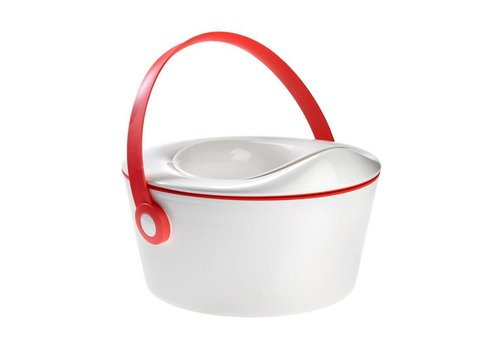 DotBaby 3-in-1 plaspotje dot.pot Pink Red