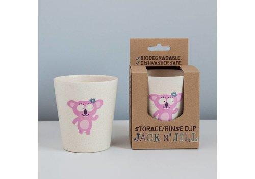 Jack n' Jill Rinse Cup Koala