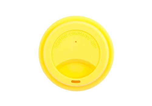 Jack n' Jill Silicone Lid Yellow