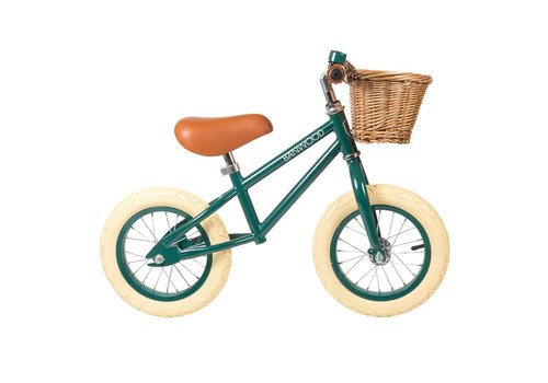 Banwood Loopfiets FIRST GO! Green
