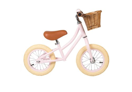 Banwood Loopfiets FIRST GO! Pink
