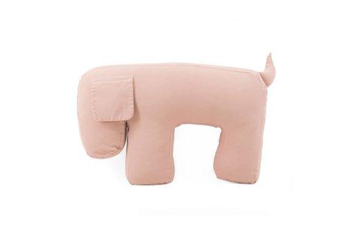 Nanami Voedingskussen hond Olly pink