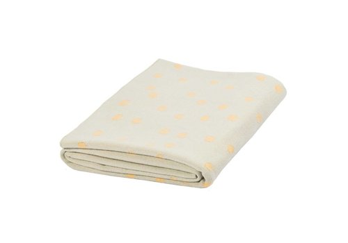 Trixie Baby Knitted blanket 80x100cm Drip drop dots