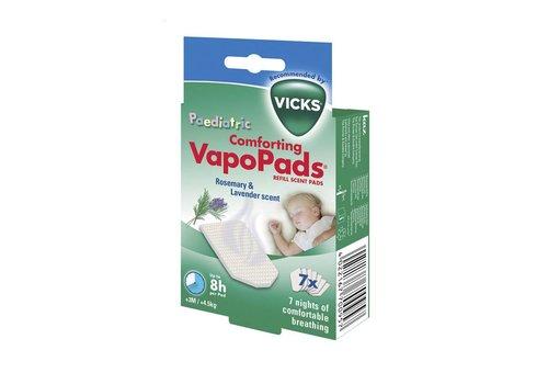 Vicks VapoPads lavendel/rozemarijn 7st