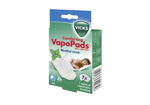Vicks VapoPads menthol 7pcs