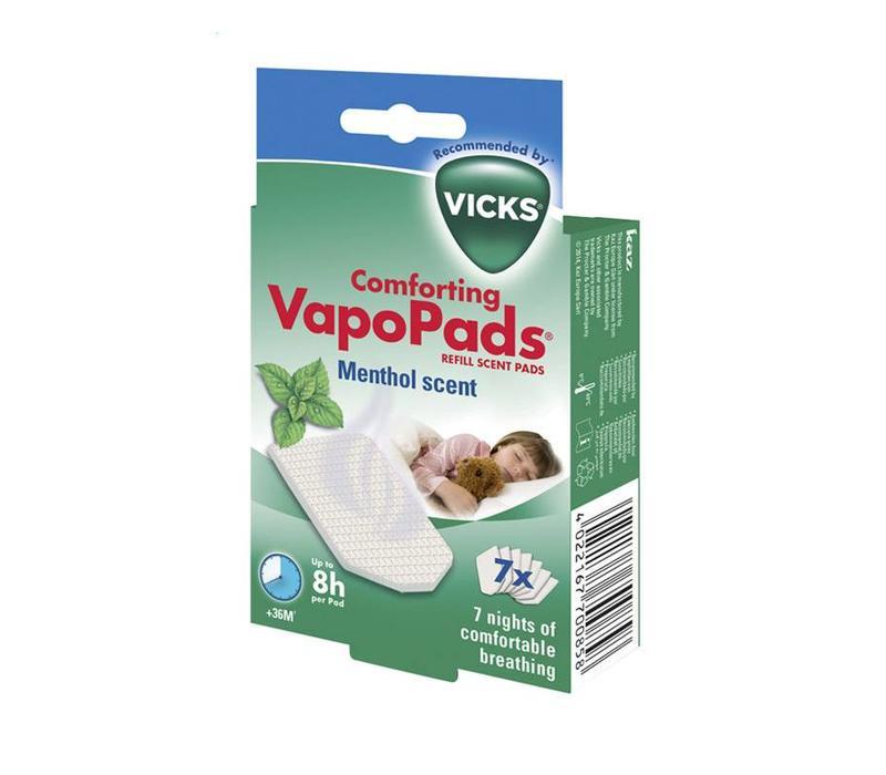 VapoPads menthol 7pcs