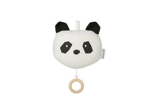 Liewood Muziekmobiel Alma Panda creme de la creme