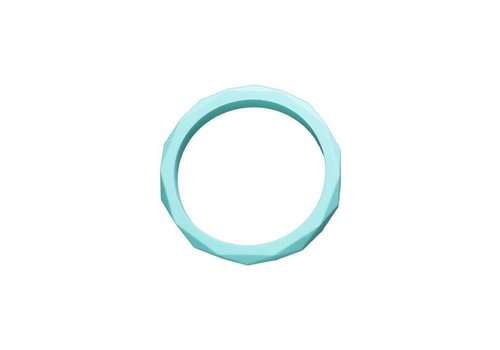 Nibbling Armband Bangle turquoise