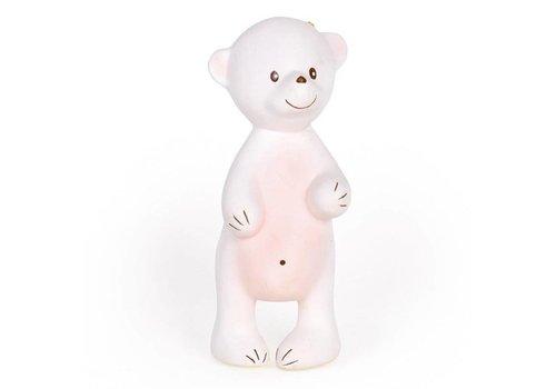 Tikiri Squeaker natural rubber Bear